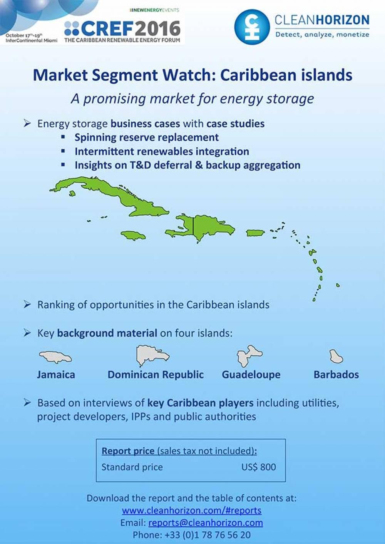 Market Segment Watch Caribbean Islands 2016