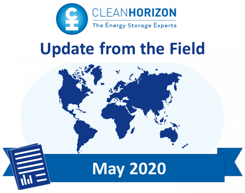 Update From the Field - May 2020: Energy storage contractual arrangements