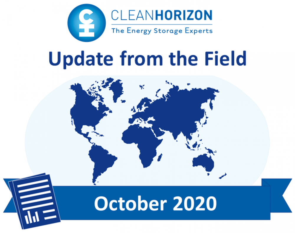 Update From the Field - October 2020: How Chile paves the way for a new era of large-scale energy storage in Latin America
