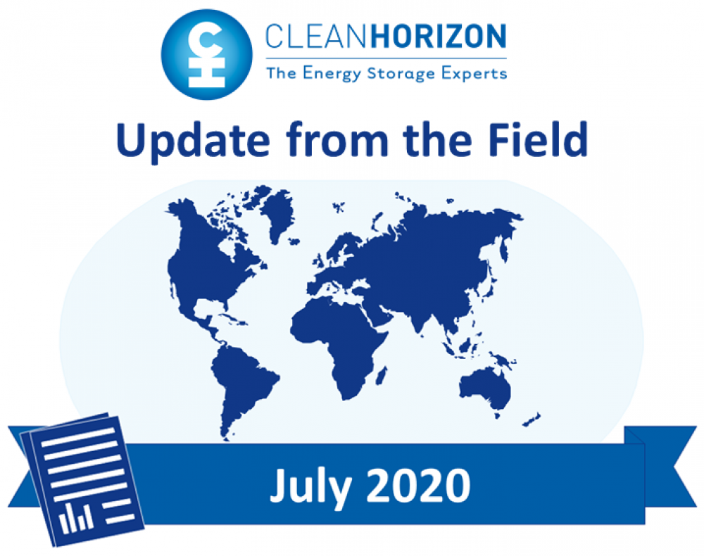 Update From the Field - July 2020: the Chinese battery energy storage market